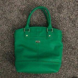 Thirty-One Green Purse